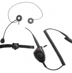 BASIC MOTORCYCLE HEADSET