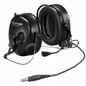 3M Peltor Tactical XP Headset (behind head style)