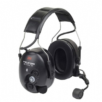 3M Peltor Bluetooth Tactical XP Headset (over head style)