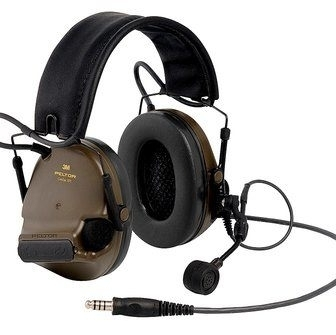 3M Peltor ComTAC XPi (full comms headset)
