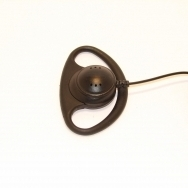 D SHELL EARPIECE