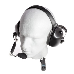 Bluetooth Heavy-Duty Headset (behind head style)