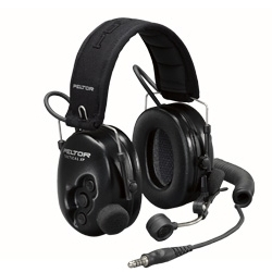 3M Peltor Tactical XP Headset (over head style)