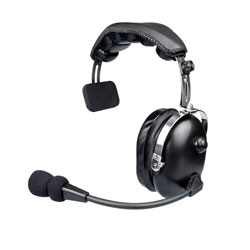 Single Sided Heavy-Duty Headset