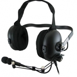 OTTO BEHIND-THE-HEAD HEADSET IS/ATEX APPROVED IIB