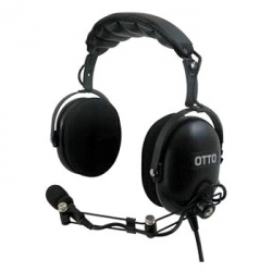 OTTO OVER-THE-HEAD HEADSET IS/ATEX APPROVED IIB