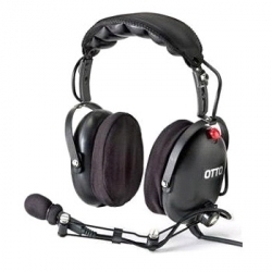 OTTO CLEARTRACK OVER-HEAD HEAVY DUTY HEADSET