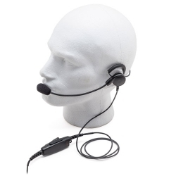 Adjustable Behind Head Headset