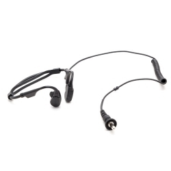 BONE CONDUCTION HEADSET WITH BODY PTT