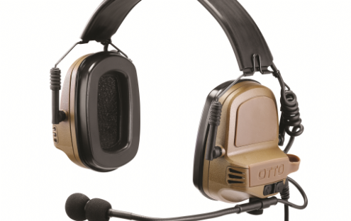 OTTO NOIZEBARRIER Tactical headset